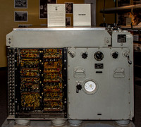 Fire Control Computer, 1944 - computes target aim point